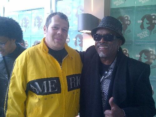 Leon Ware und TWF (Foto: rap2soul)