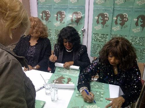 Motown Legenden: The Surpremes. (Foto: T. W.-Fuchs)