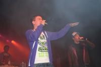 Prinz Pi bei der Release Party zur Rap City Berlin II DVD (Foto: rap2soul)