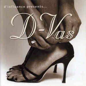 Various Artists – D'Influence Presents D-Vas (Cover)