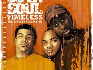 De La Soul – Timeless The Singles Collection (Cover)