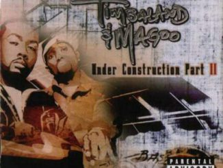 Timbaland & Magoo – Under Construction Part II (Cover)