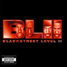 BLACKStreet – Level II (Cover)