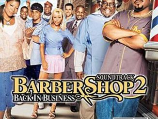 Various Artists – Barbershop 2 (Cover)
