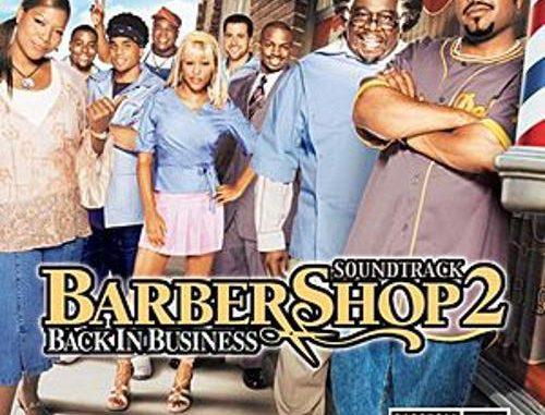 Various Artists – Barbershop 2 (Cover)