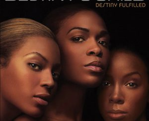Destiny's Child - Destiny Fulfilled (Cover)