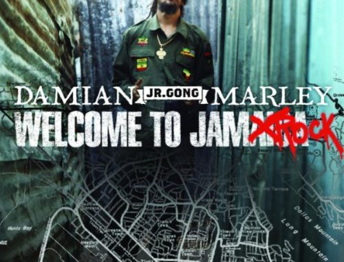 Damian Marley – Welcome To Jamrock (Cover)