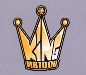 MB1000 – King (Cover)
