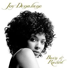 Joy Denalane – Born & Raised (Cover)