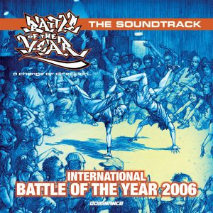 Various Artists – Battle Of The Year 2006 (Cover)