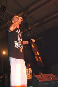 Bushido erhält eine goldene Schallplatte (Foto: rap2soul)