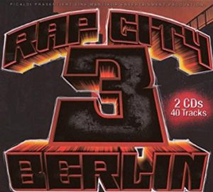 Various Artists – Rap City Berlin Sampler 3 (Cover)