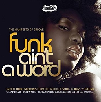 Various Artists – Funk Ain't A Word (Cover)