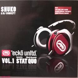 Shuko & DJ Concept - Ecko Unltd. Vol 1