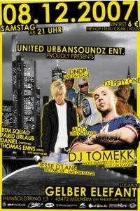 Party mit DJ Tomekk