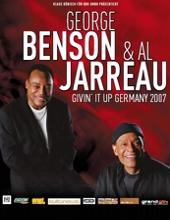 George Benson & Al Jarreau - Ihre Tour präsentiert von rap2soul