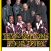 Temptations und Four Tops live in Deutschland - präsentiert von rap2soul