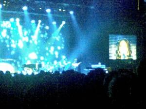 Alicia Keys live in der O2-World Berlin 18. Oktober 2008 (Foto: rap2soul)