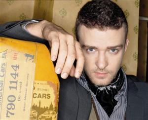 Justin Timberlake (Foto: Rankin / SonyBMG 2006)
