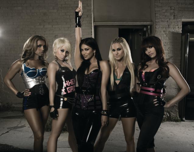Doll Domination von Pussycat Dolls lautde Album