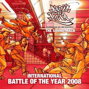 Various Artists – Battle Of The Year 2008 (Cover)