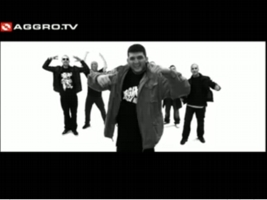 "Sido´s Hands On Scooter ""Beweg Dein Arsch"" Video-Screenshot (Aggro.TV 2009)"
