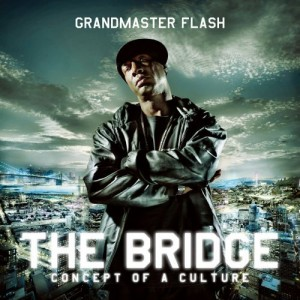 """Grandmaster Flash - """"The Bride"""" (Cover: Label)"""