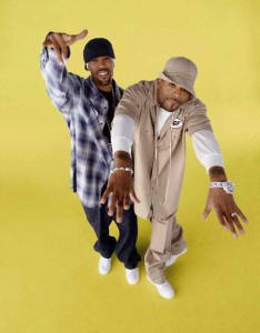Method Man und Redman (Foto: MTV HHOM)
