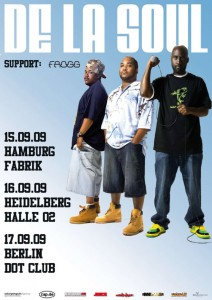 De La Soul powered by rap2soul