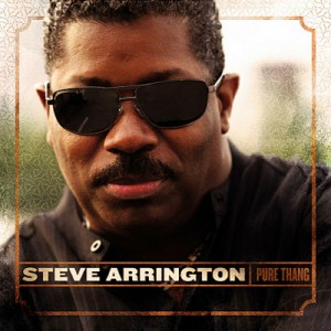 Albumcover Steve Arrington - Pure Thang