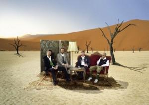 Die Fantastischen Vier (Foto: Four)