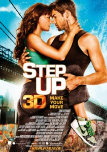 Step Up 3D Filmplakat