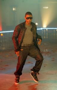 Usher (Foto: Sony Music)