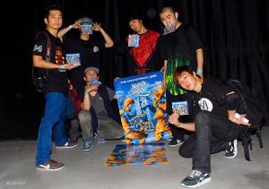 """Gewinner des """"Battle Of The Year 2010"""":    Jinjo Crew (Korea)!"""