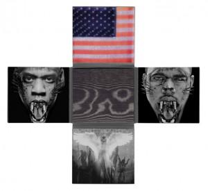 CD-Album Jay-Z & Kanye West