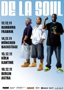 rap2soul präsentiert De La Soul