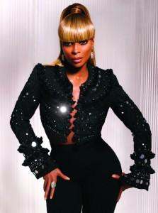Mary J Blige (Foto: Geffen/Universal)