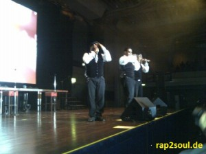 Boyz II Men (Foto: rap2soul)
