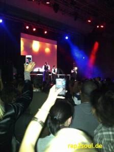 Boyz II Men (Foto: rap2soul)