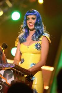 Katy Perry wird live bei den Kids Choice Awards 2012 auftreten
