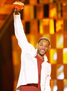Will Smith ist Moderator der Kids Choice Awards 2012