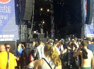 De La Soul  beim splash-Festival 2012