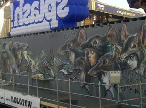 Graffiti - splash-Festival 2012