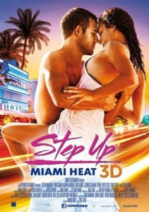 Step Up 4 - Miami Heat 3D (Filmplakat)