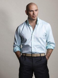 Pitbull (Foto: Sony Music)