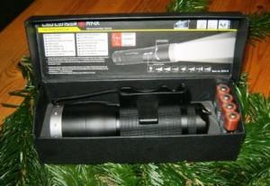 LED LENSER M14X (Foto: rap2soul)