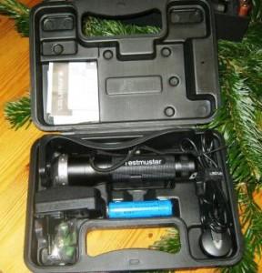 LED LENSER M7RX (Foto: rap2soul)