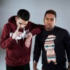 Farad und Bobby V (Foto: Promo)
