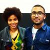 Nneka und Malcolm (Foto: Samer Odeh)