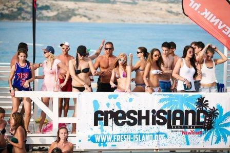 Fresh Island Festival (Foto: Promo)